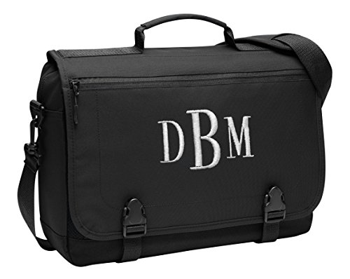 Custom Embroidered Laptop Bags - 2