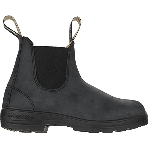 Boot Chelsea Black 1490 Rustic Blundstone 8vnRZgwqq