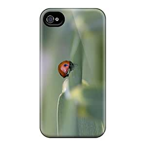 Tough Iphone TelKCCC578ndlnB Case Cover/ Case For Iphone 4/4s(a Lady Bug's Home)