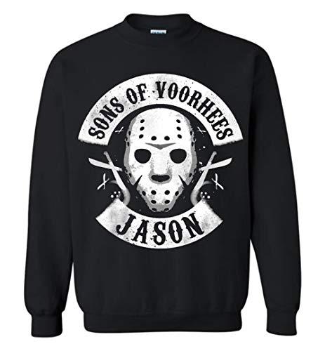 Halloween Jasons Shirt Jason Sons of Voorhees Sweatshirt -