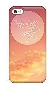 Excellent Design Fly Away Case Cover For Iphone 5/5s