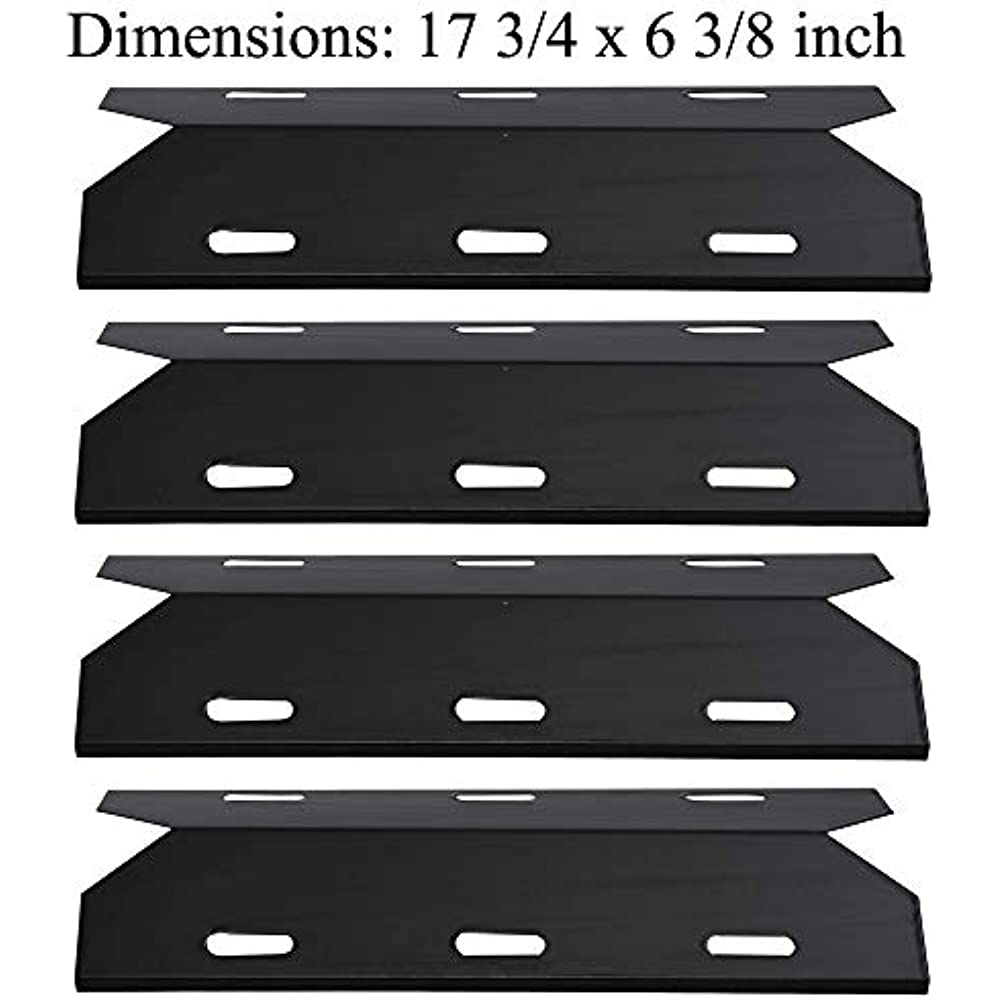 GasSaf 17 3/4 Inch Grill Heat Plate Replacement Parts For