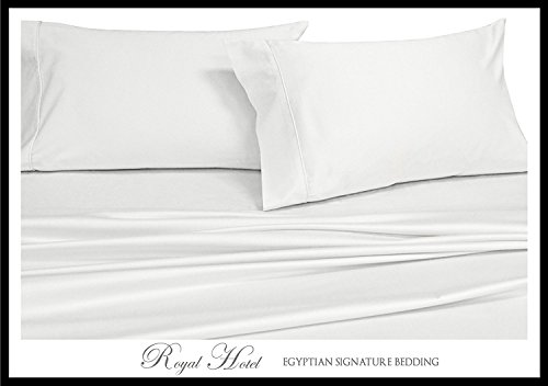 Royal Hotel 1000 Thread Count Bed Sheet Set 100% Cotton, Sateen Weave, Deep  Pocket