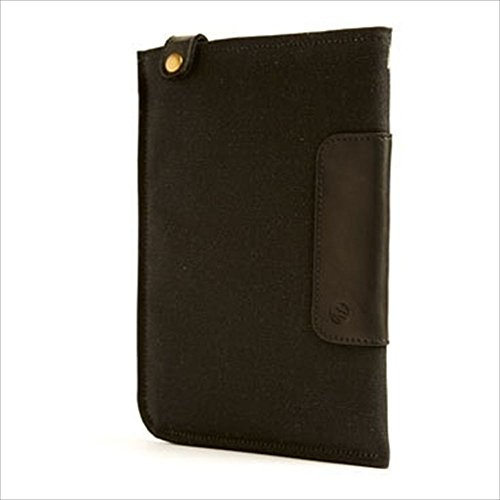 DODO Case for Midnight Canvas/Leather Sleeve for iPad 2/3 with Snap (DD041002) by DODOcase