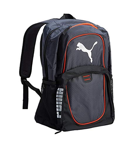 PUMA Men's Evercat Contender 3.0 Backpack Grey/Red One Size