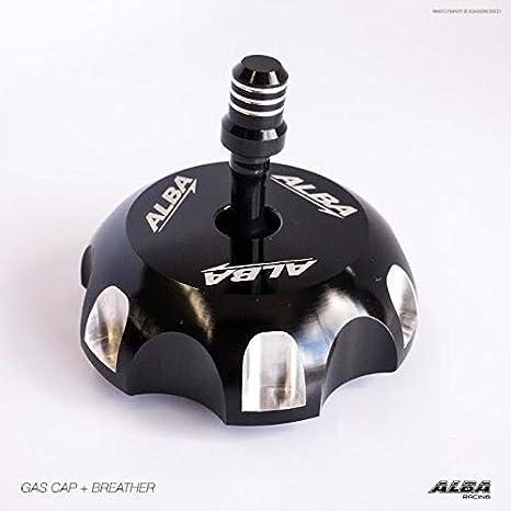 ATV Gas Cap Kawasaki KFX 450R Black 2008-2014