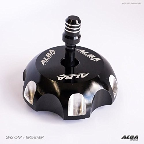 ATV Gas Cap Kawasaki KFX 450R (2008-2014) Black