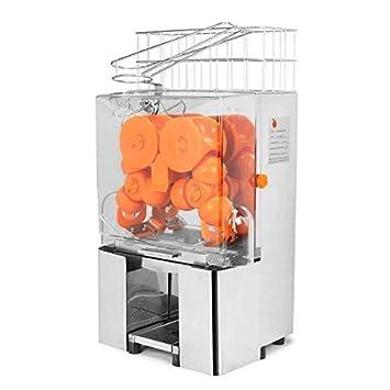 Kolice Exprimidor de Naranja Automático Pelado Automático de Jugo Máquina de Bebidas Jugo de Máquina Máquina de Jugo de Jugo Dispensador de Jugo: Amazon.es: ...