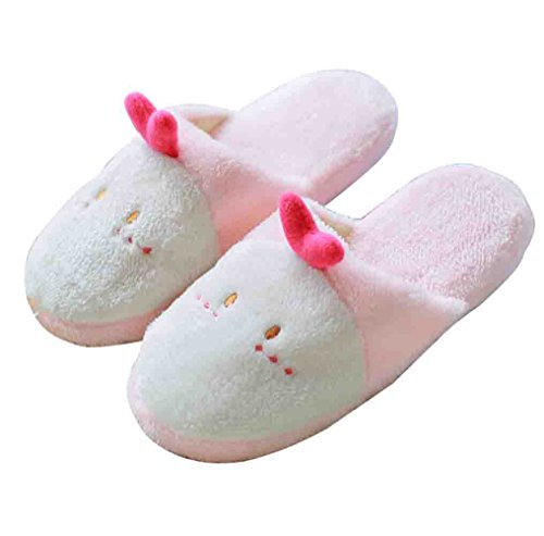 Women's Cute Slippers Indoor Plush Warm Slippers Indoor Home Slippers Cute Shoes B01LYLDFVR Shoes 9a2886