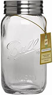 product image for Jarden Home Brands 1440070016 Ball Decor Jar, 1-Gallon, 1 Gallon, Clear