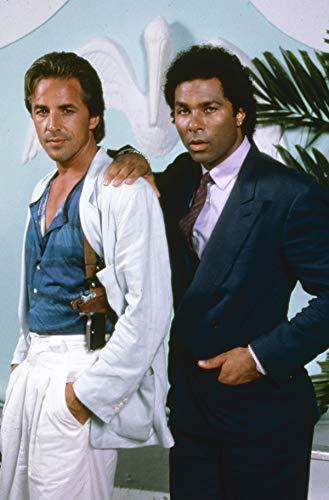 Miami Vice Original 35mm Film Slide Pose Philip Michael