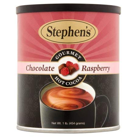 Stephen's, Gourmet Hot Cocoa, Chocolate Raspberry (Pack of 6) by STEPHEN'S