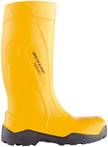 Dunlop Purofort + ultime sécurité jaune - 46 - C762241