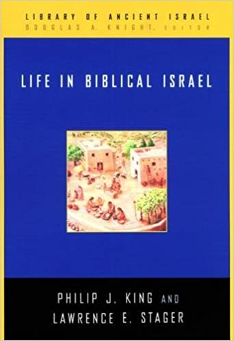 life in biblical israel library of ancient israel