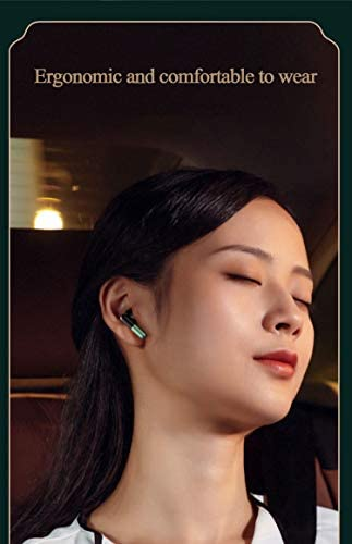 Bluetooth Headphones Wireless Earbuds with Charging Case Auto Pairing Hi-Fi Stereo Sweatproof Earphones Noise Cancelling Headphones with Microphone Earphones for Android Airpods iPhone Samsung