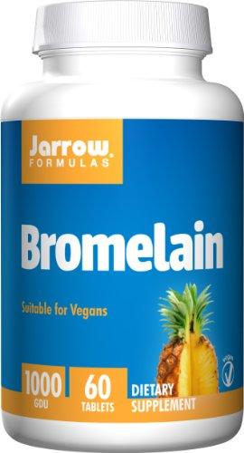 Jarrow Formulas Bromelain Digestion Easy Solv