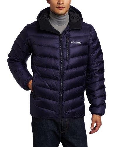 Columbia Men's Hellfire Down Hooded Jacket