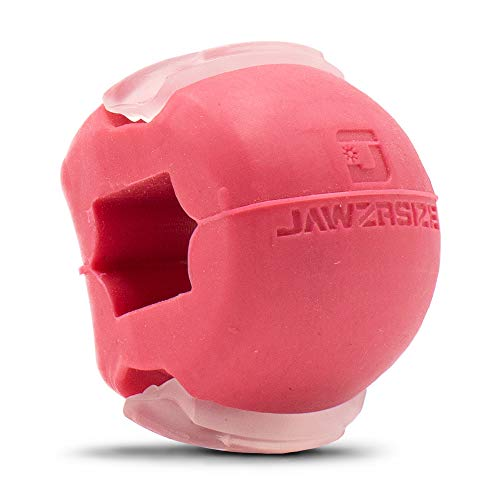 Jawzrsize Jaw Exerciser And Neck Toning (Advanced Pink) (Im Skinny And Have A Double Chin)