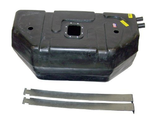 Crown Automotive 52002633PL Plastic Fuel Tank - 20 Gallon by Crown Automotive (20 Gallon Fuel Tank)