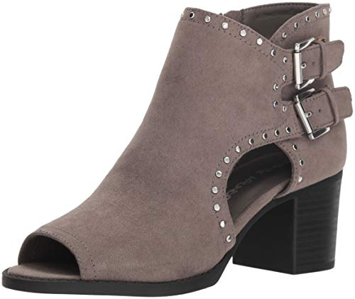 Dirty Laundry by Chinese Laundry Women's TENSLEY Ankle Boot, Slate Suede, 9 M US