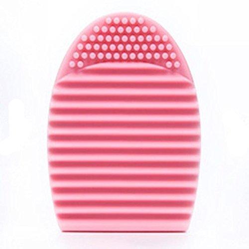 Neverland Gesicht Make-up-Pinsel Reinigung kosmetische Puderpinsel Silikon-Reinigungsmittel -Werkzeug-Rosa