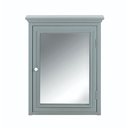 Home Decorators Collection Fremont 24 in. W x 30 in. H x 6-1/2 in. D Framed Surface-Mount Medicine Cabinet