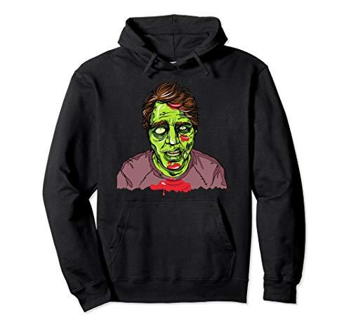Shane Dawson Halloween Zombie Portrait Hoodie