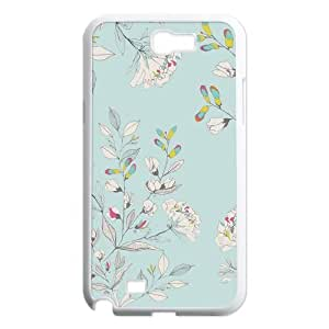 Pattern Design References Samsung Galaxy Note 2 Case White Yearinspace938648