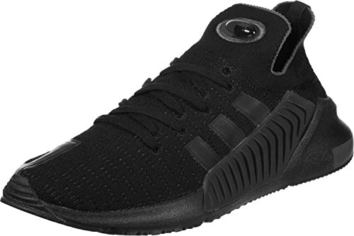 adidas Climacool 02/17 PK, Scarpe da Ginnastica Uomo Nero (Core Black/Core Black/Grey Five F17)