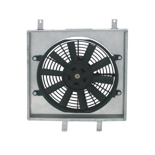 Mishimoto Honda Civic Performance Aluminum Fan Shroud Kit, ()