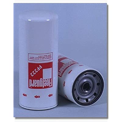Fleetguard Fuel Filter (Fuel, Spin On) FF222: Automotive