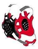 Cliff Keen F5 Tornado Headgear - Black/Scarlet/White
