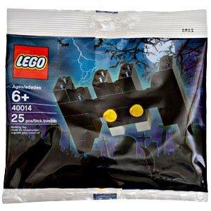 LEGO Seasonal Exclusive Mini Figure Set #40014 Bat Bagged - Exclusive Mini Figure Set