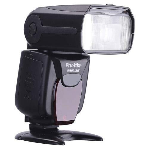 Phottix Juno TTL フラッシュ Canon用 - Nikon、Sony、Pentax内蔵 オフカメラワーク用 (PH80100)   B07MK1KGF9