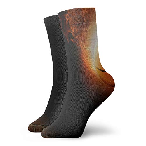 Used, Crew Socks Fire Basketball Cool Special Unisex Short for sale  Delivered anywhere in USA