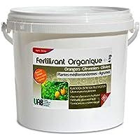 Agro Sens–Fertilizante orgánico cítricos naranjos, limoneros y olivos–4kg