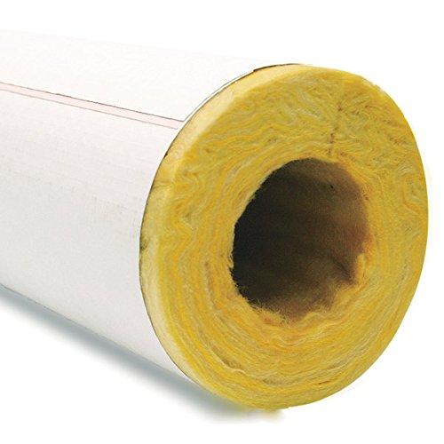 "Owens Corning 3"" x 3 ft. Fiberglass Pipe Insulation, 1-1/..."