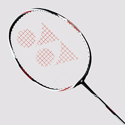 Yonex Duora Z Strike Badminton Racquet - Strung with Nanogy 99 (26 lbs), World Champion Viktor Axelsen's Racquet!