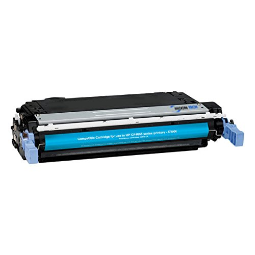 Cb401a Remanufactured Cyan Toner (Remanufactured Cyan Toner Cartridge Replacement For Hp Cb401A, 642A (7500 Yield) (Part Number: Kp35839))