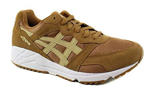 ASICS Mens Gel-Lique Caramel/Sand Running Shoes Size 11