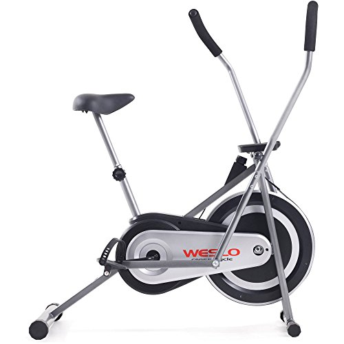 Weslo Indoor Sit in Cross Cycle Exercise Fitness Upright Cycling Sports Bike with Padded Saddle PnB Deals