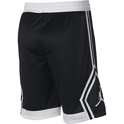 Herren Nike Schwarz Diamond Short Rise qYwzt7