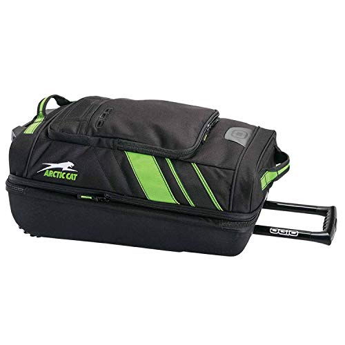 Arctic Cat Unisex Adult Gear Bags Black One Size ()