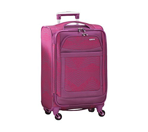 american-tourister-ilite-max-softside-spinner-21-pink-purple-stripes