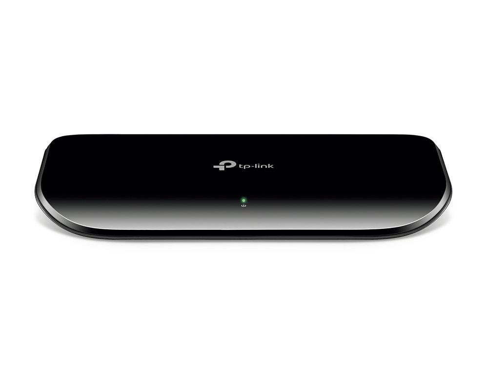 TP-Link TL-SG1008D 8-Port Gigabit Ethernet Unmanaged Desktop Switch online in India:
