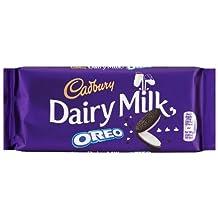 Cadbury Dairy Milk Oreo 120 g (Pack of 15)