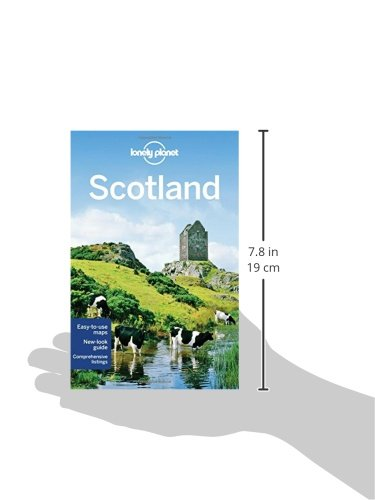 Lonely planet scotland travel guide for for Travel guide to scotland