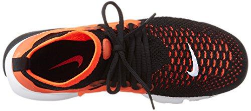 Nike Air Presto Flyknit Ultra - Zapatillas de deporte Hombre Negro (Black / Bright Crimson-White)
