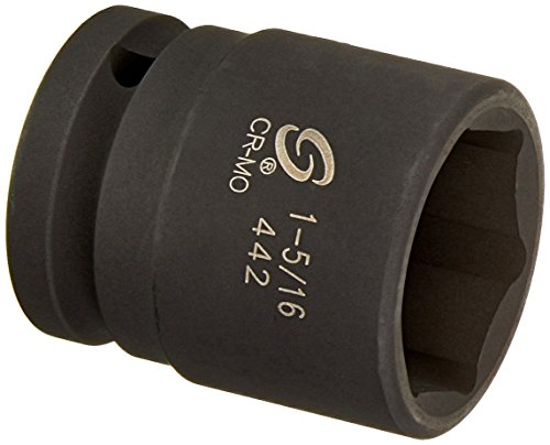 Sunex 242 1//2-Inch by 1-5//16-Inch Impact Socket Drive