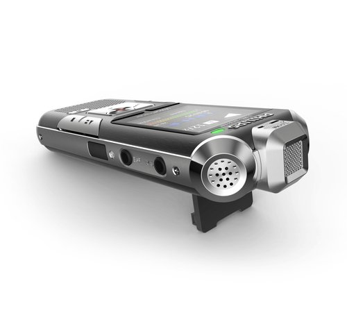 Philips DVT6010 Voice Tracer 6010 Digital Recorder, 8 GB, (Mic Vhs)